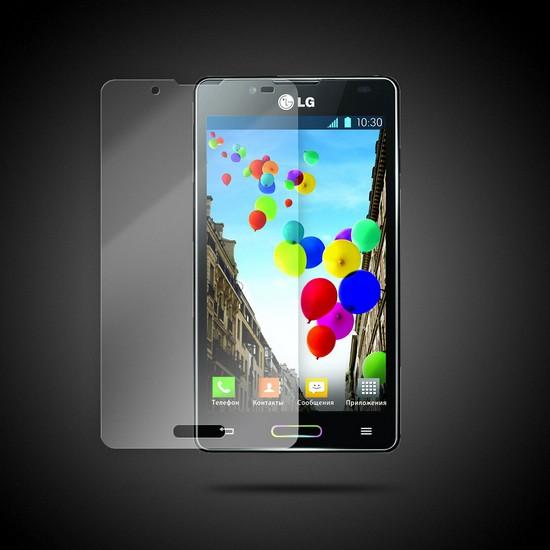 Защитная плёнка DELUXE Mobile LG L7 II