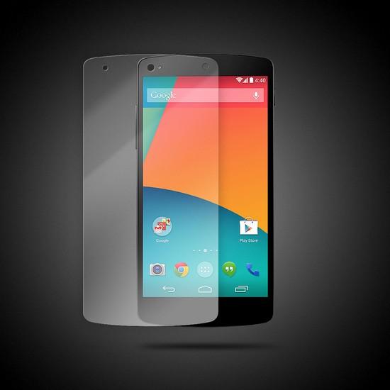 Защитная плёнка DELUXE Mobile LG Nexus 5
