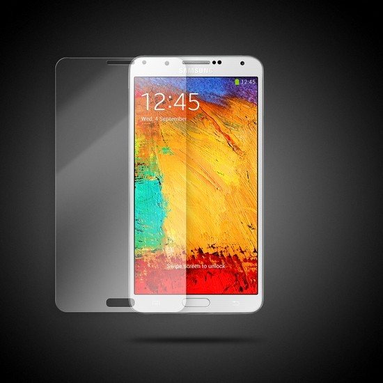 Защитная плёнка DELUXE Mobile Samsung Note 3