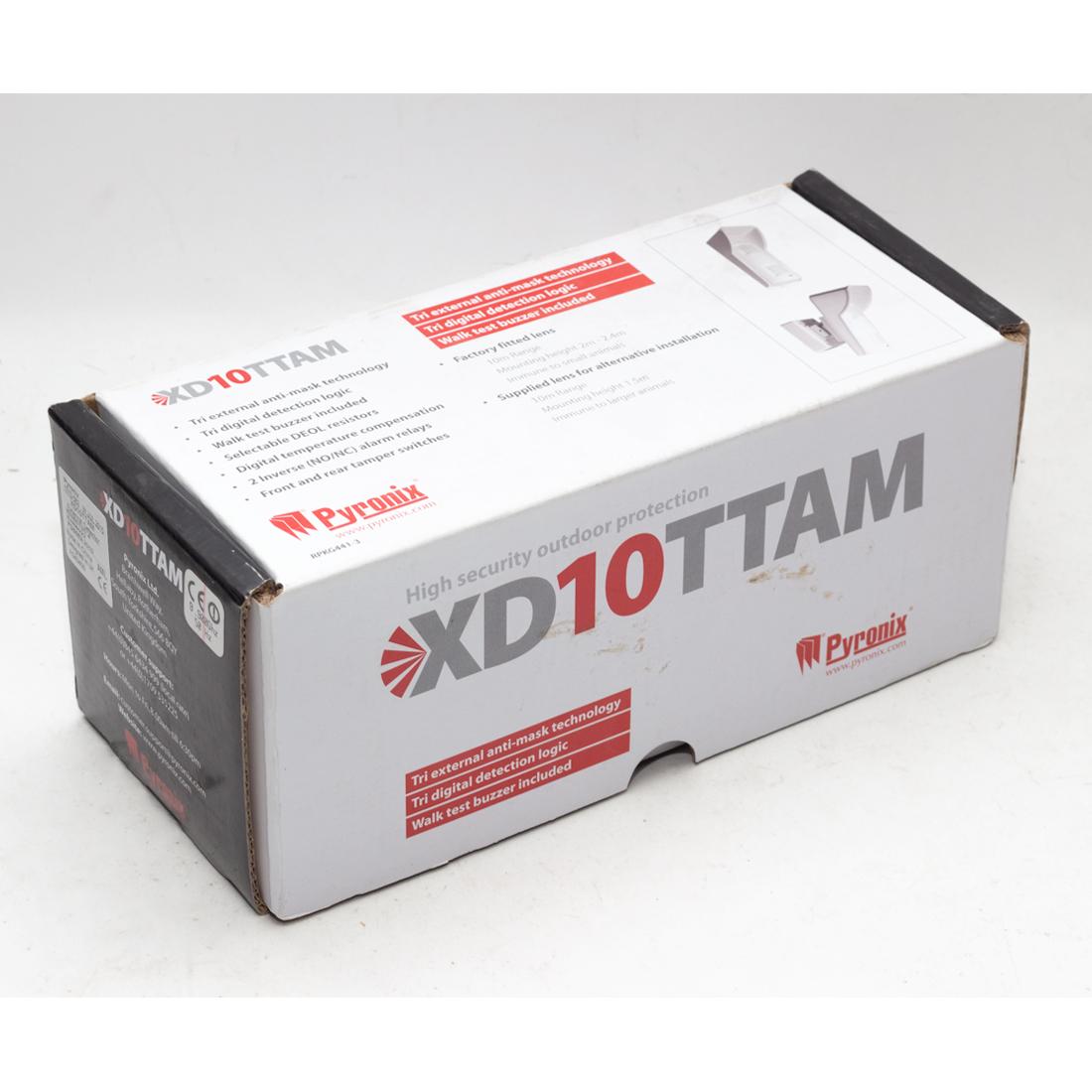 Внешний цифровой детектор PYRONIX, XD10TTAM