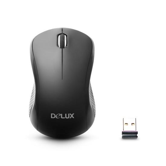 Компьютерная мышь Delux DLM-391OGB