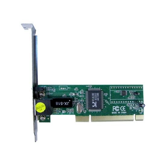 Сетевая карта Remark 8139D 10 / 100 Mb / s PCI