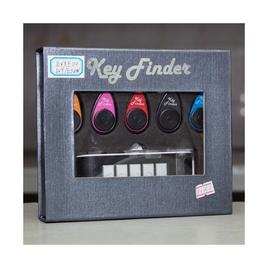 Брелок для поиска ключей Key Finder with 5 receivers