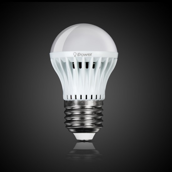 Светодиодная лампа iPower IPHB5W2700KE27