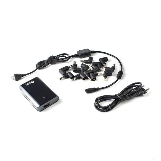 Универсальное зарядное устройство для ноутбуков SVC NUC-08-100W