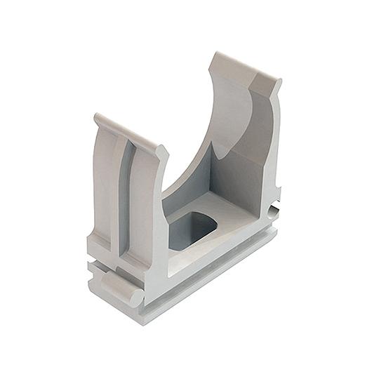 Крепёж-клипса для трубы РУВИНИЛ К01120 20 мм