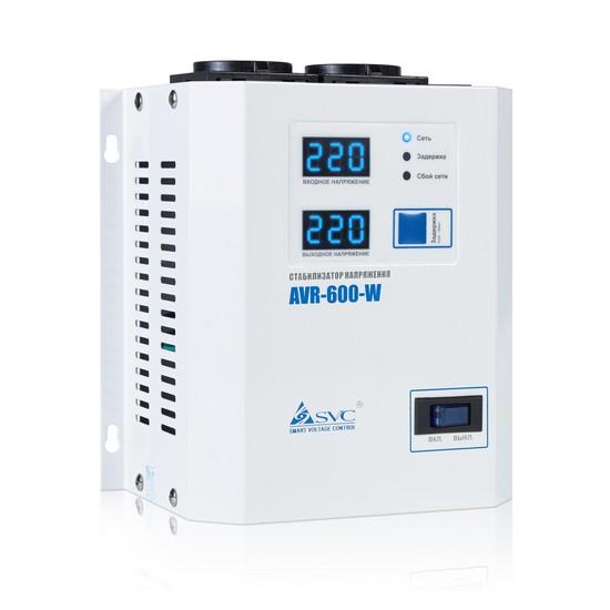 Стабилизатор SVC AVR-600-W