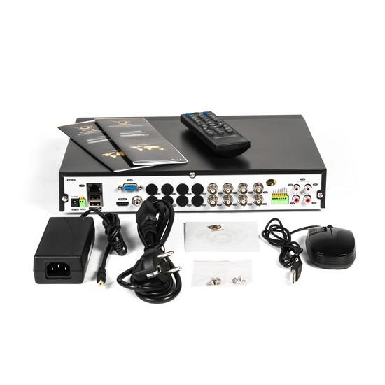 AHD видеорегистратор EAGLE EGL-AS4108B-BVH