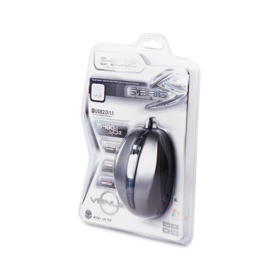 Мышь E-Blue, S-brigo-S EMS113SL, Оптическая, Проводная, USB