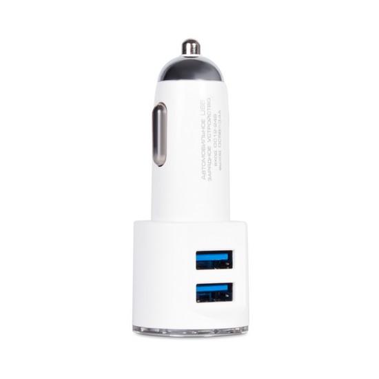 Автомобильное USB зарядное устройство SVC UCC29W