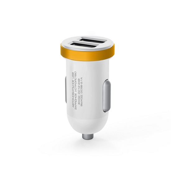 Автомобильное USB зарядное устройство SVC UCC22W