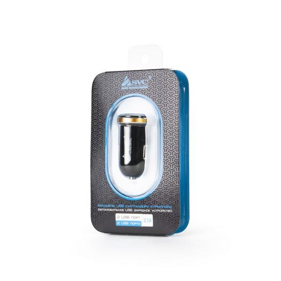 Автомобильное USB зарядное устройство SVC UCC22B