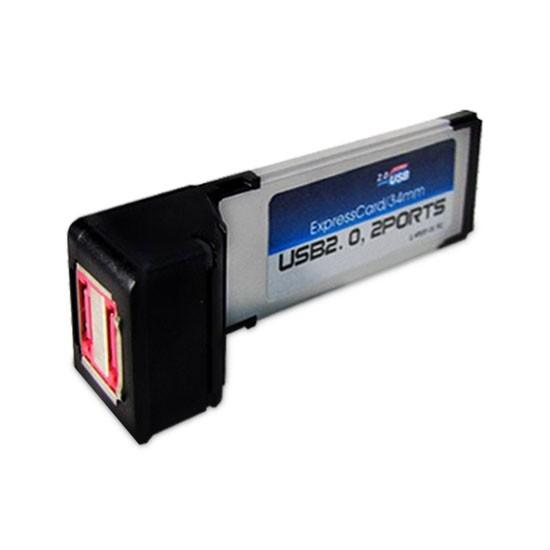 Адаптер Express Card на eSATA 2