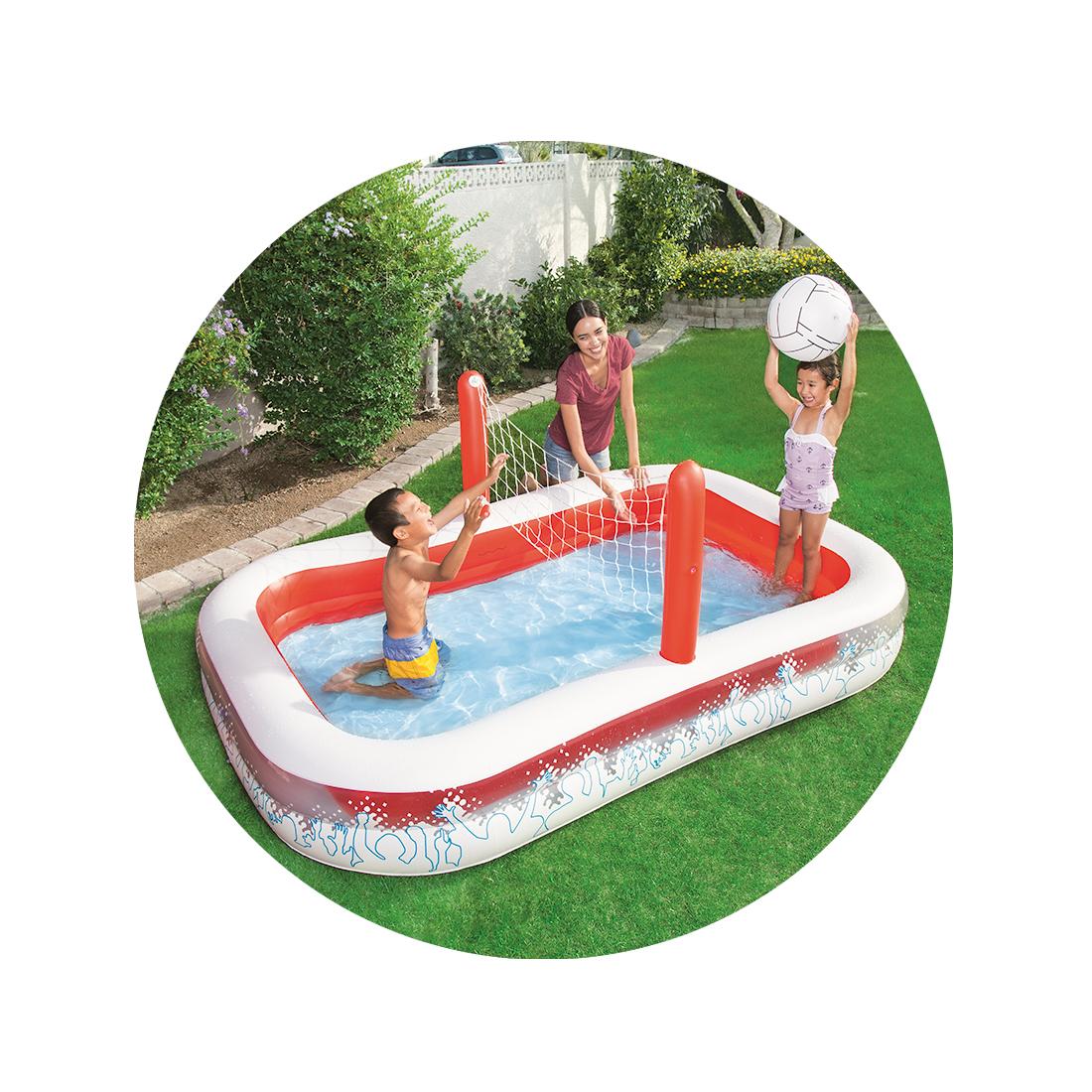 Надувной бассейн Bestway 54125