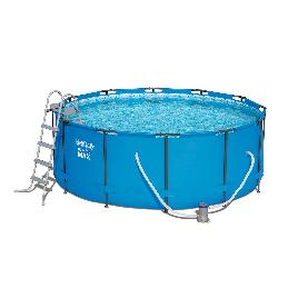 Каркасный бассейн Bestway 56420 (синий)