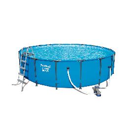 Каркасный бассейн Bestway 56462 (56113) (синий)