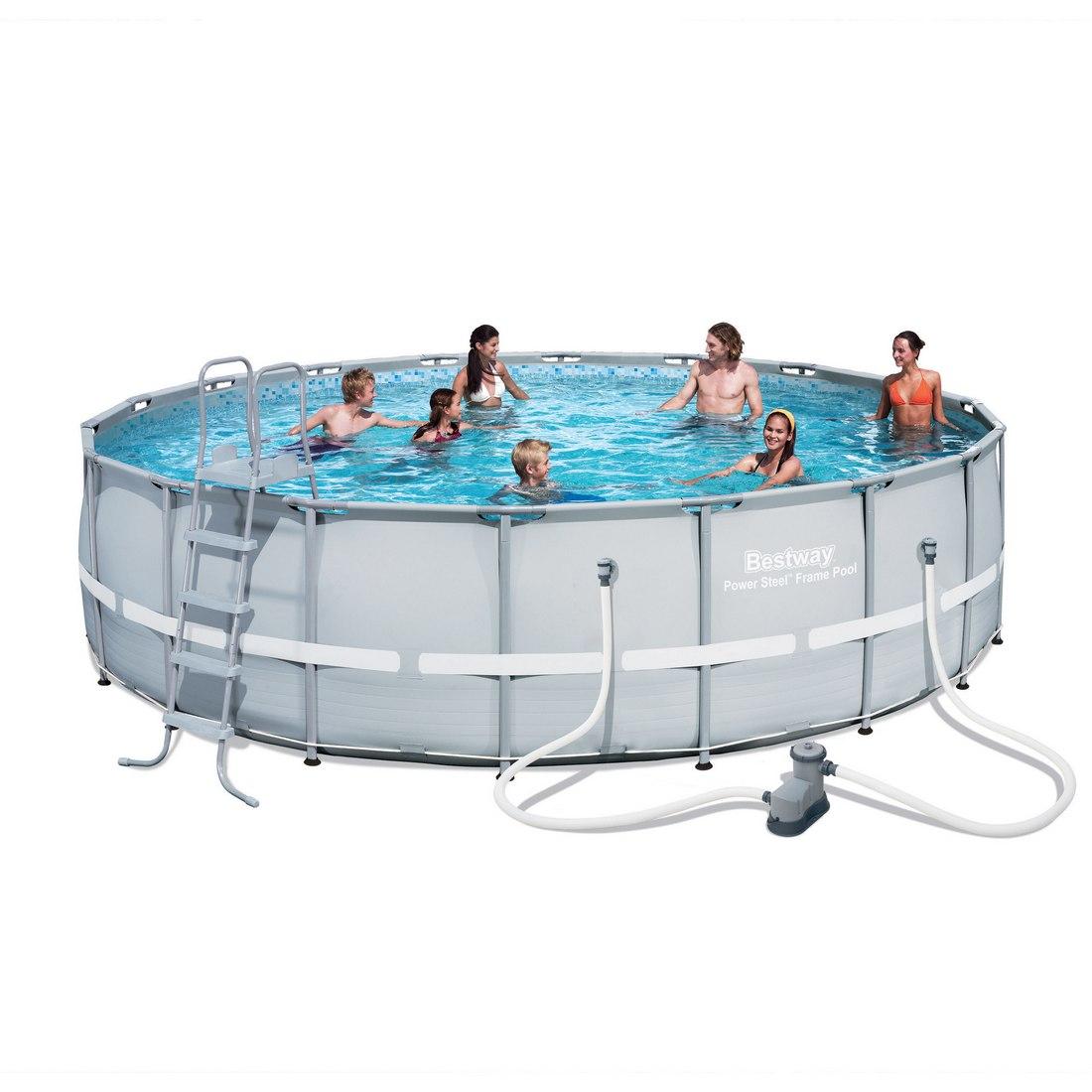 Каркасный бассейн Bestway 56427 (56232)