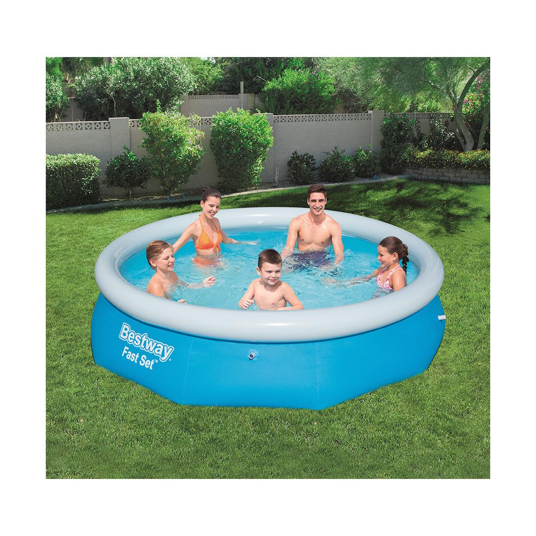Надувной бассейн Bestway 57266