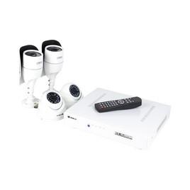 Комплект AHD видеонаблюдения EAGLE EGL-AS4004B-BVH-304