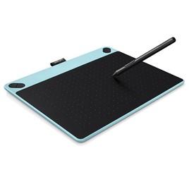 Графический планшет Wacom Intuos Art Medium Blue (CTH-690AB-N) Голубой/чёрный