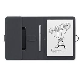 Автономное перо + блокнот Wacom Bamboo Spark (CDS-600С) Серый