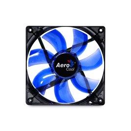 Кулер для кейса AeroCool 12см Lightning Blue Led