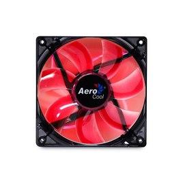 Кулер для кейса AeroCool 12см Lightning Red Led