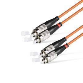 Патч Корд Оптоволоконный FC/UPC-FC/UPC MM OM1 62.5/125 Duplex 3.0мм 1 м