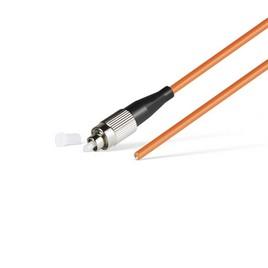 Пигтейл Оптический FC/UPC MM OM2 50/125 3.0мм 1 м