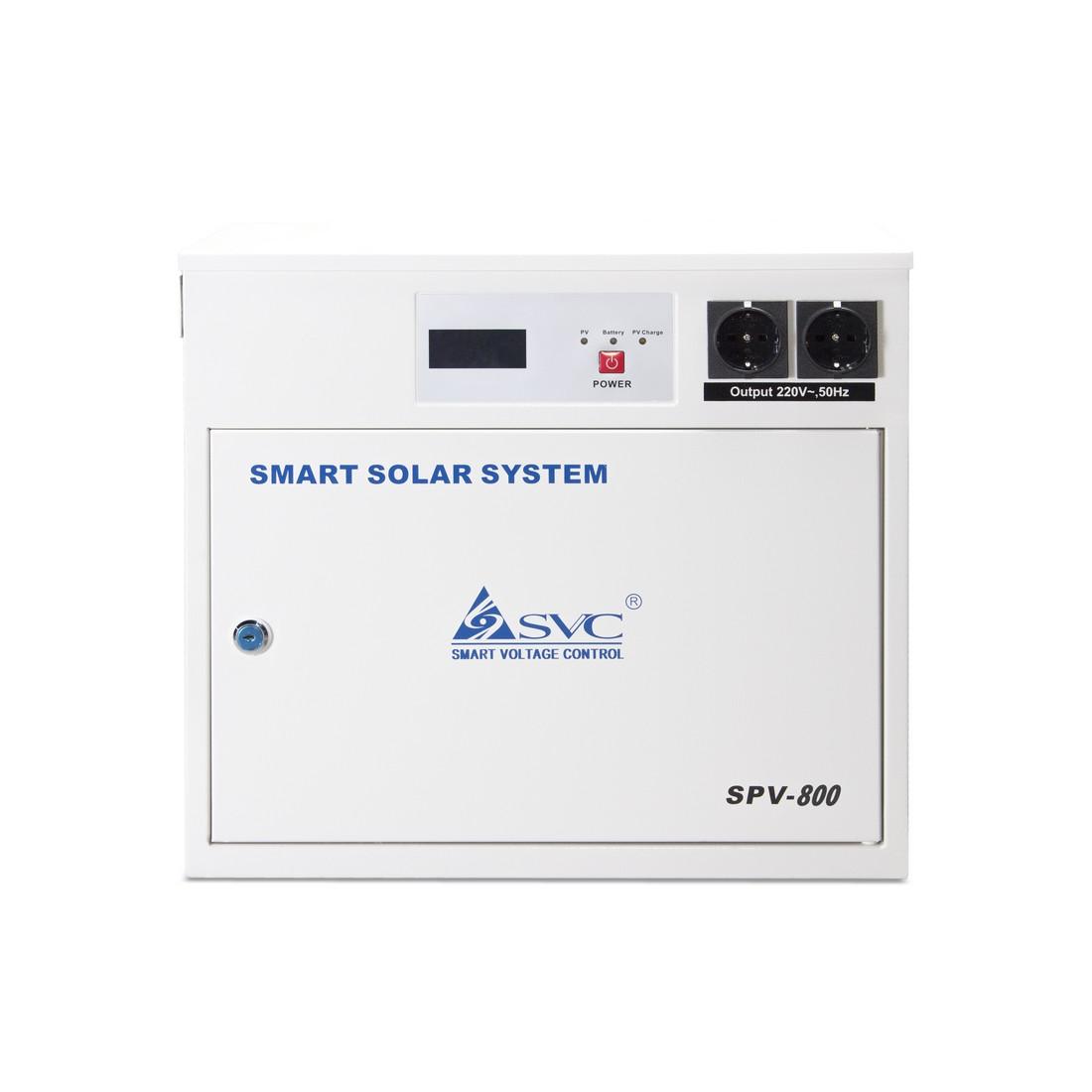 Инвертор для солнечных энергосистем SPV-800