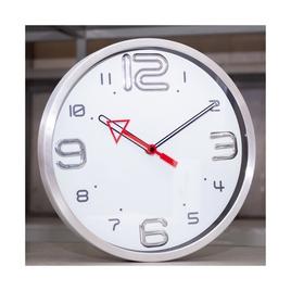 Часы настенные металлические A3312E5.WE Белый
