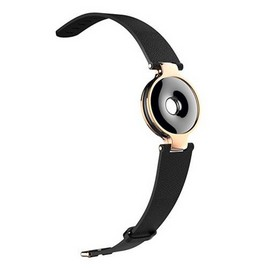 Сменный браслет Amazfit Moon Beam Чёрный
