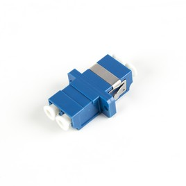 Адаптер А-Оптик AO-7017 LC/UPC-LC/UPC SM Duplex