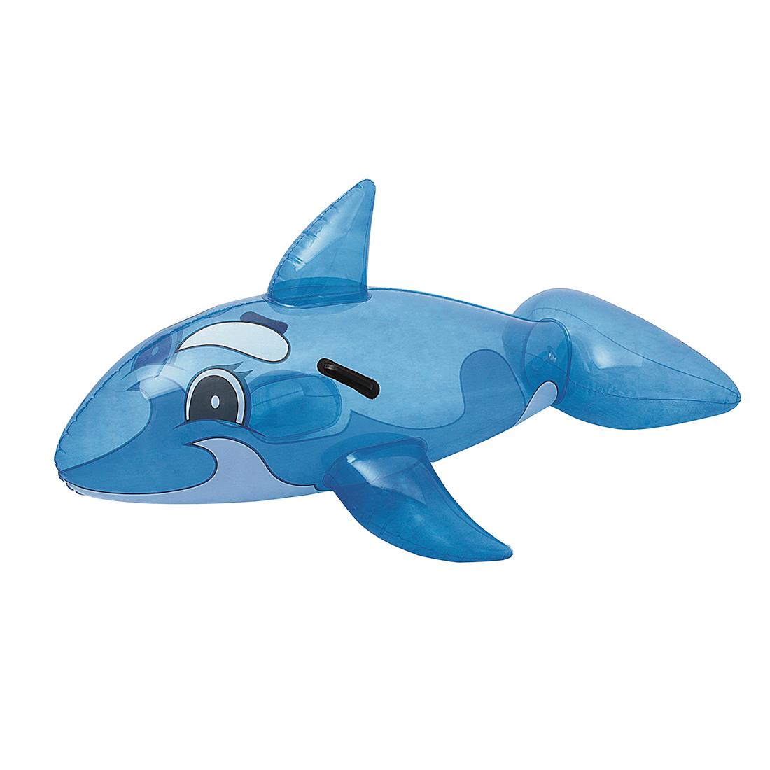 Надувная игрушка Bestway 41036 в форме дельфина для плавания