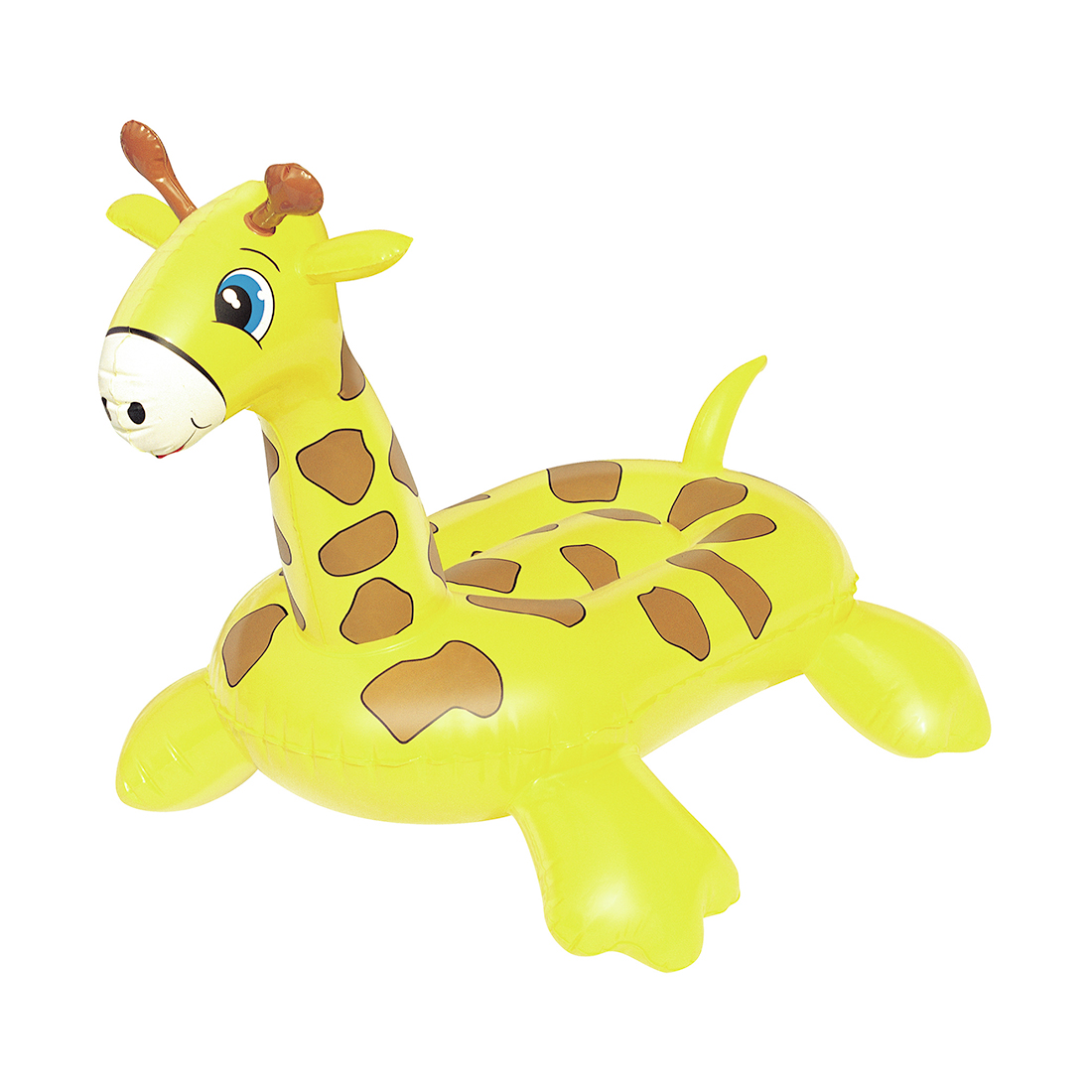 Надувная игрушка Bestway 41082 в форме жирафа для плавания