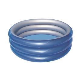 Надувной бассейн Bestway 51042 (синий)
