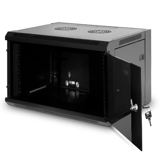 Шкаф настенный телекоммуникационный SHIP 5415.01.100 15U 570*450*770 мм