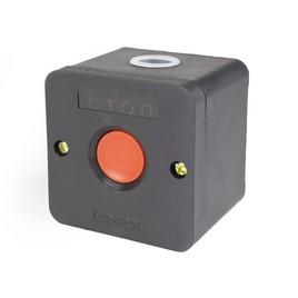 Пост кнопочный Deluxe ПКЕ-212-1 стоп