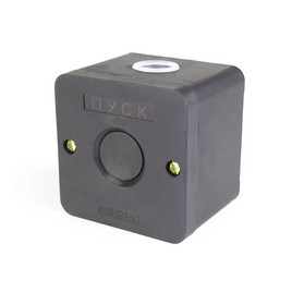 Пост кнопочный Deluxe ПКЕ-212-1 пуск