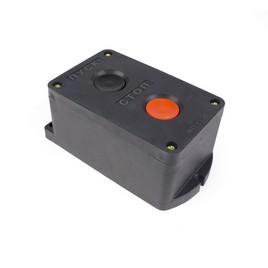 Пост кнопочный Deluxe ПКЕ-212-2 пуск-стоп