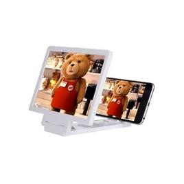Подставка для телефона с увеличивающим экраном