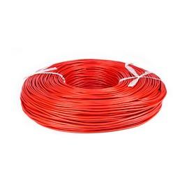 Провод монтажный iPower RV 1х0.5 красный