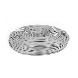 Провод монтажный iPower RV 1х0.5 серый