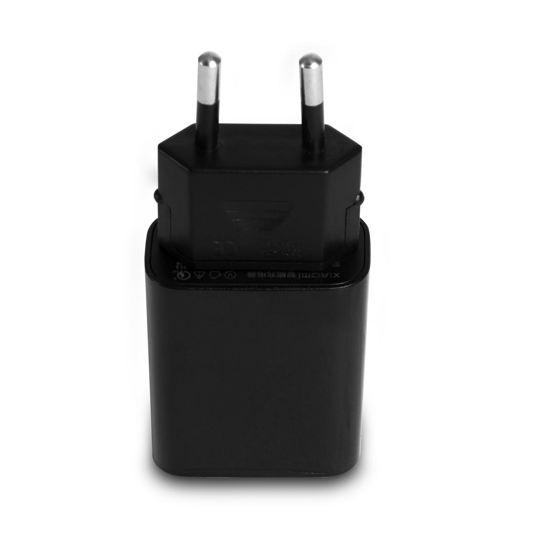 Универсальное USB зарядное устройство Xiaomi (Евро. ст.)