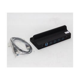 Док станция ASA-iDock U3 Mobile USB3.0 HUB 4 ports 5.1 Sound