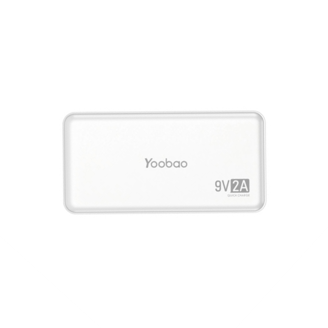 Портативное зарядное устройство YOOBAO Q12 White