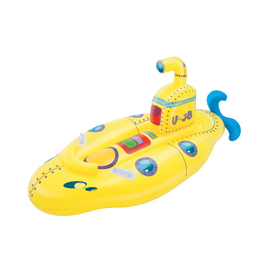 Надувная игрушка Bestway 41098 в форме субмарины для плавания