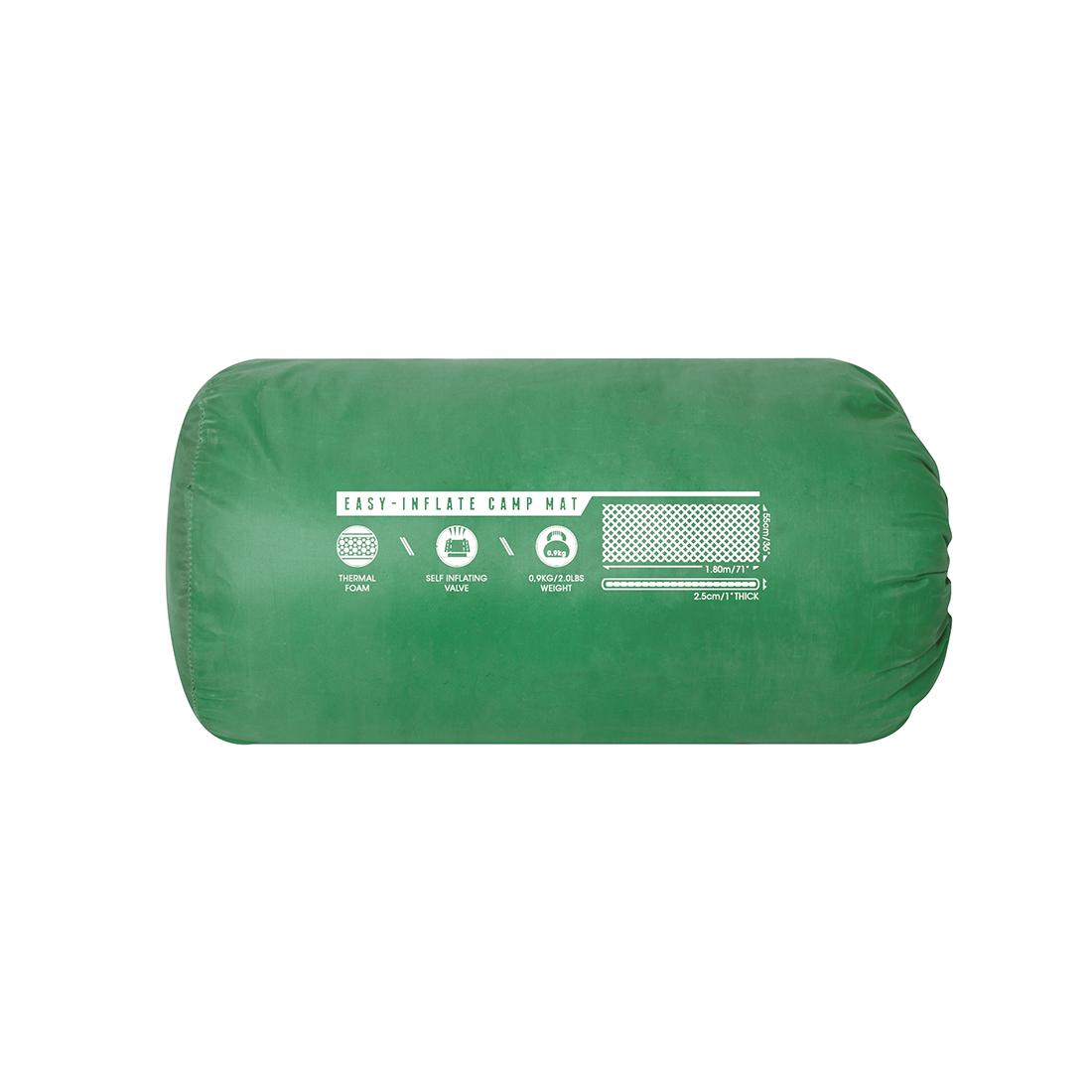 Надувной туристический коврик Bestway 68058