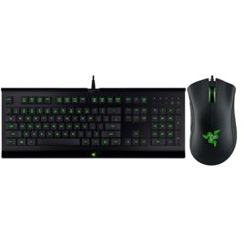 Игровой комплект клавиатура и мышь Razer Cynosa Pro Bundle