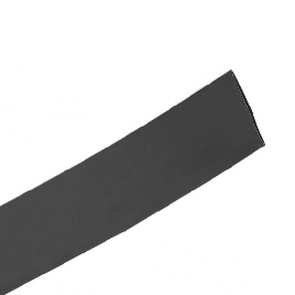 Трубка термоусаживаемая Deluxe DRS 6/3 чёрная